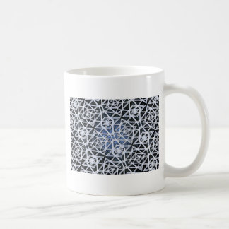 Fractal Mind Bender Basic White Mug