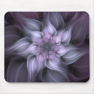 Fractal Misty Petals Custom Mouse pads