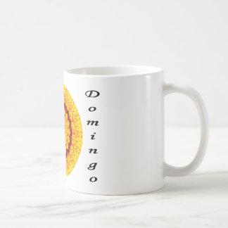 Fractal mug ComplexWheel design w/day in Engl/Span