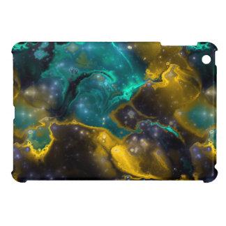 Fractal Nebula 4 iPad Mini Case