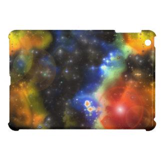 Fractal Nebula 6 iPad Mini Covers