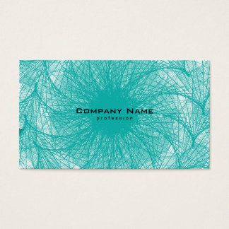 Fractal Network Business Card