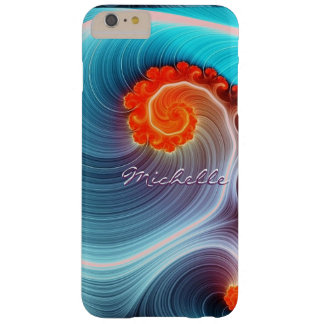 Fractal Ocean Wave iPhone 6 Plus Case