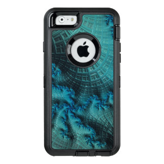 Fractal of Green Hues on OtterBox for iPhone 6/6s OtterBox iPhone 6/6s Case