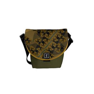 Fractal Oliver Rickshaw Bag Messenger Bag