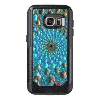Fractal Otter Box Phone Case for Various Models