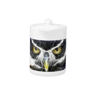 fractal owl design