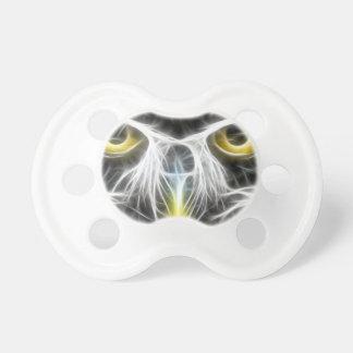 fractal owl design dummy
