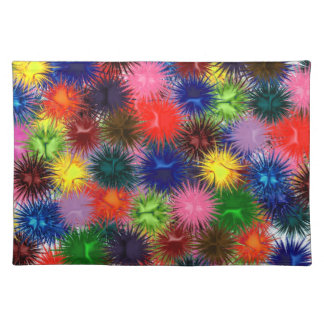 Fractal Paintballs American MoJo Placemats