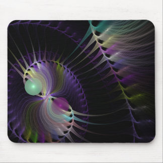 fractal: parted from me and never parted mouse pad