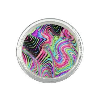 Fractal Pastel Swirls