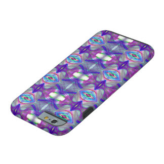 fractal pattern tough iPhone 6 case