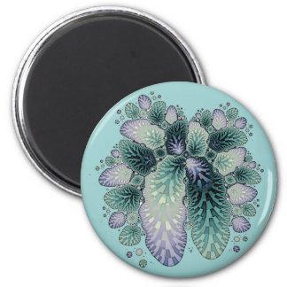 Fractal Petals Magnet