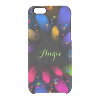Fractal Pollen iPhone 6 Clearly™ Deflector Case