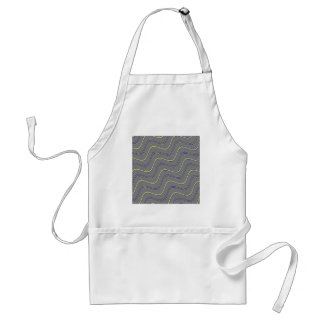 Fractal products adult apron