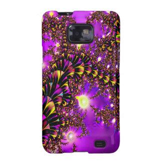 Fractal Purple Stairway to Heaven Samsung Galaxy S2 Cases