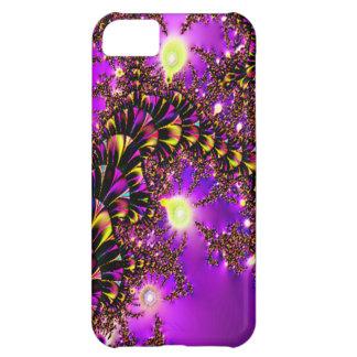 Fractal Purple Stairway to Heaven iPhone 5C Case