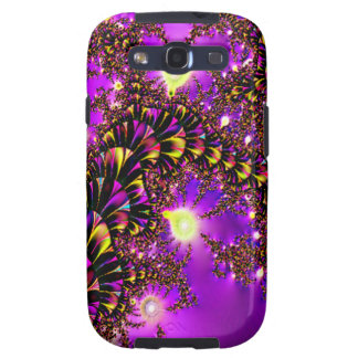 Fractal Purple Stairway to Heaven Galaxy S3 Covers