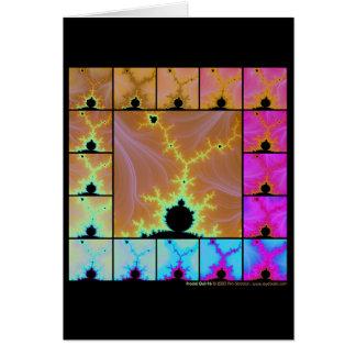 Fractal Quilt #6 Card