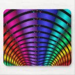 Fractal Rainbow Mousepads
