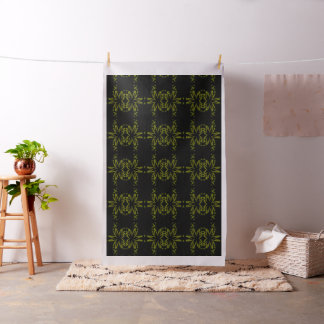 Fractal Roots Fabric