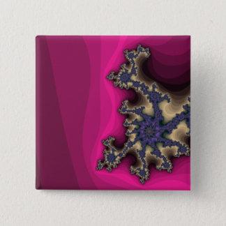 Fractal seahorse button