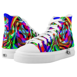 Fractal Shoes, RA High Tops