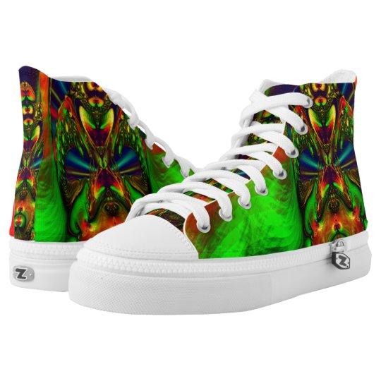 Fractal Shoes, Rex High Tops