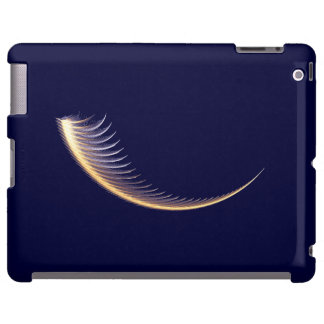 Fractal Shofar iPad Case