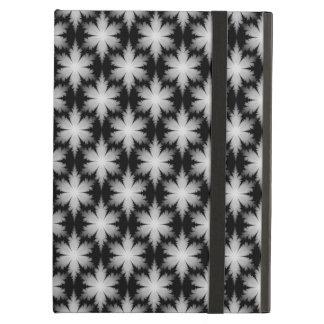 Fractal Snowflakes iPad Case