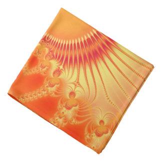 Fractal Solar Flare Bandana