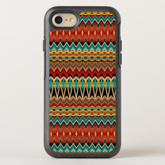Fractal Southwest Colors OtterBox Symmetry iPhone 8/7 Case