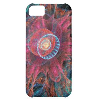 Fractal splash iPhone 5C case