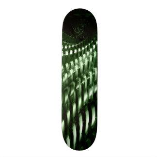 Fractal structure skate boards
