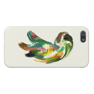 Fractal - Swan Case For iPhone 5