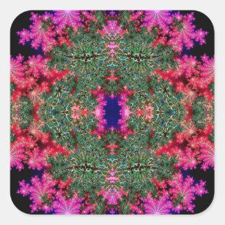 Fractal Symmetry Stickers