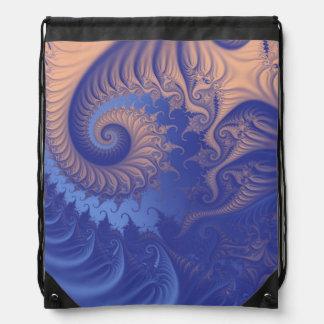 Fractal tentacles rucksacks
