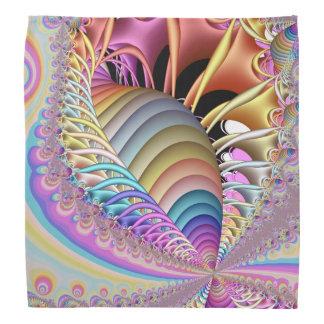 Fractal The Shell Bandana