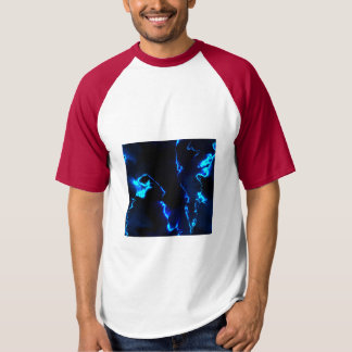 fractal thunderstorm (SF) T-shirts