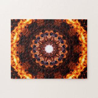 Fractal Universe | Relaxation Mandala Jigsaw Puzzle
