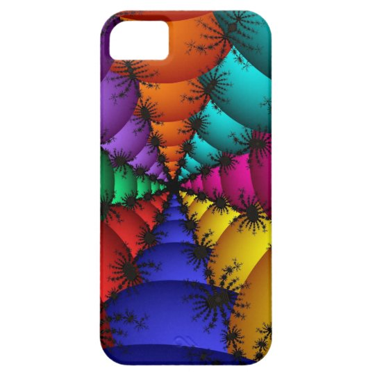 Fractal Vein iPhone 5 Cover