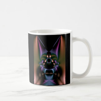 fractal voodoo: witch doctor coffee mugs