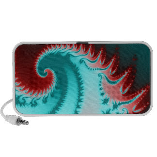 Fractal Wave Speaker