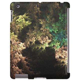 Fractal Wildnerness iPad Case