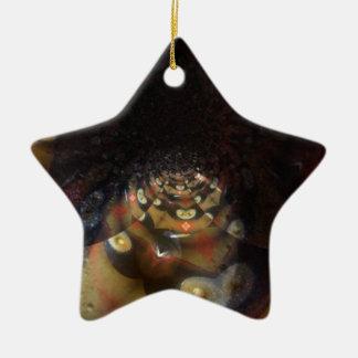 Fractal Your Custom Star Ornament