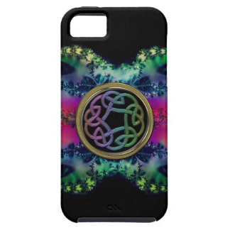 Fractalicious Celtic Design iPhone 5 Covers