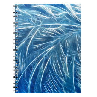 Fractalius Frost Notebook