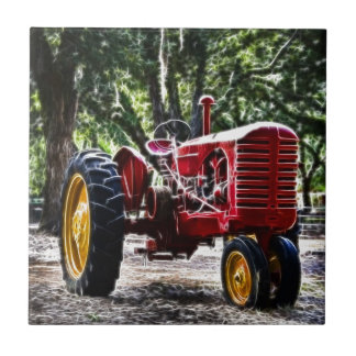 Fractalius Tractor Tile
