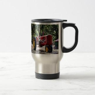 Fractalius Tractor Travel Mug