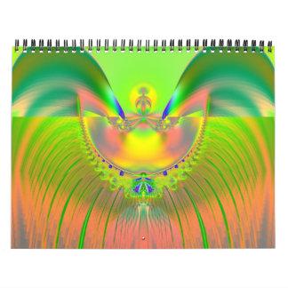 Fractals 2011-2012 calendar